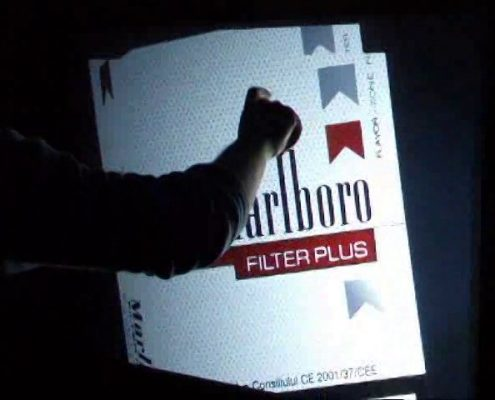 Marlboro Slide Slid Pack