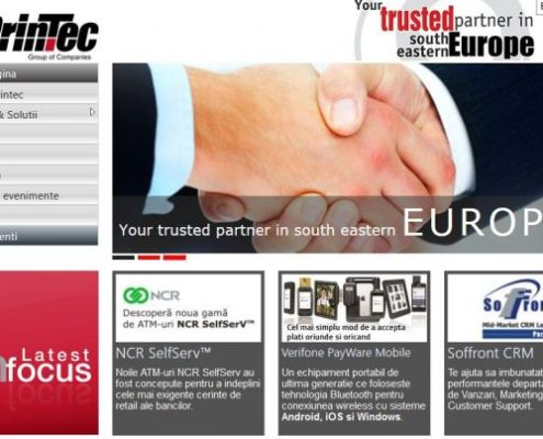 Printec website